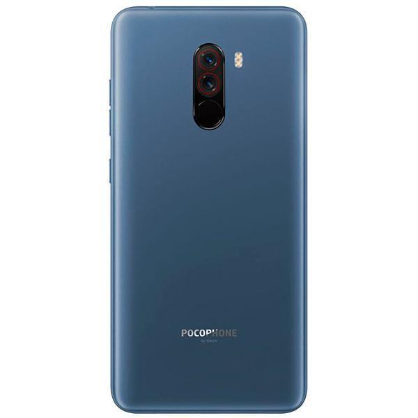 "Smartphone Xiaomi Pocophone F1 Dual SIM 128GB 6.18"" - Azul"