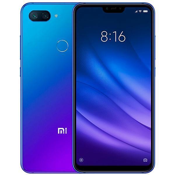 """Smartphone Xiaomi Mi 8 Lite Dual Sim 128GB 6.26"""" - Azul"""