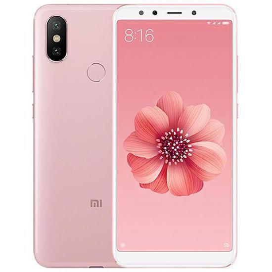 """Smartphone Xiaomi Mi A2 Lite Dual Global 64GB 5.99"""" - Rosa"""