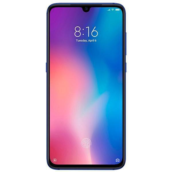 """Smartphone Xiaomi Mi 9 Dual SIM 64GB de 6.39"""" - Azul"""