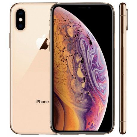 "Smartphone Apple iPhone XS Max 512GB Tela 6.5""  Dourado"