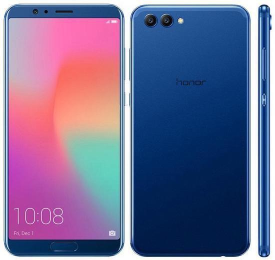 "Smartphone Huawei Honor View 10 Dual Sim 128GB 5.99"" - Azul"