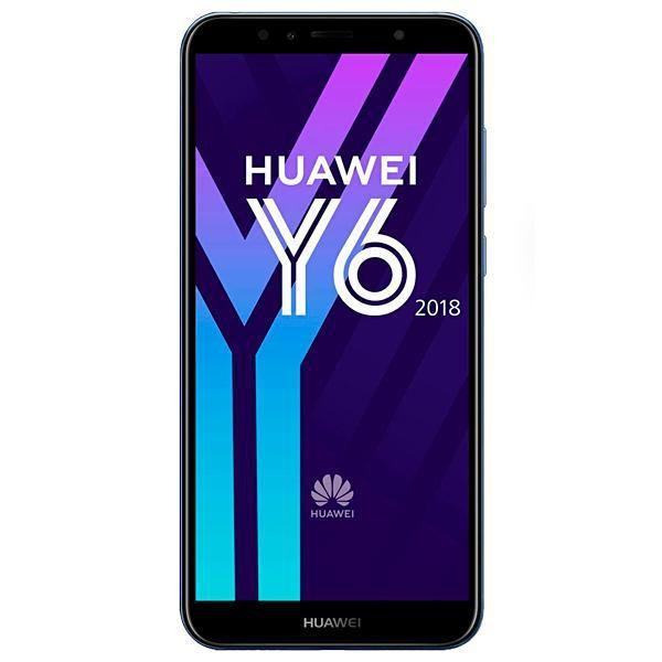 """Smartphone Huawei Y6 Dual Sim 16GB 5.7"""" - Azul"""