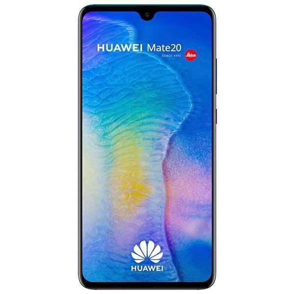 "Smartphone Huawei Mate 20 Dual SIM 128GB 6.53"" - Azul"