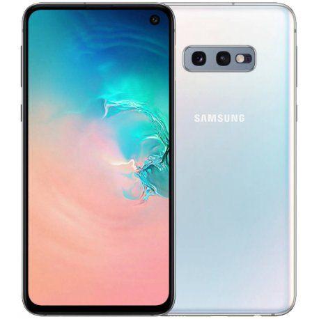"Smartphone Samsung Galaxy S10E Dual Sim 128GB 5.8"" - Branco"