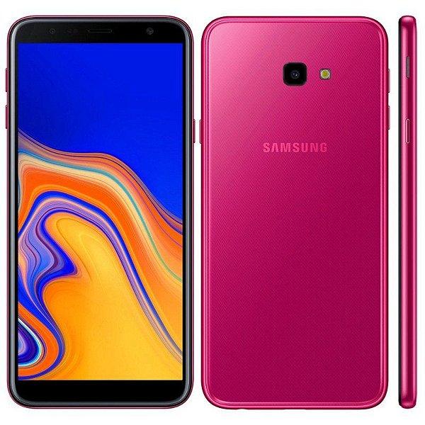 "Smartphone Samsung Galaxy J4+ 16GB Lte 1 Sim 6.0"" - Rosa"