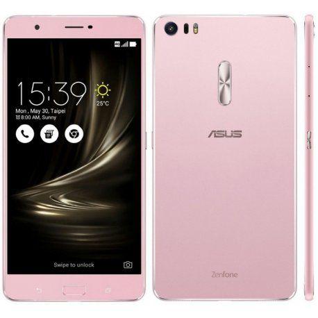 """Smartphone Asus Zenfone 3 Ultra 64GB Lte Dual Sim 6.8"""" - Rosa"""