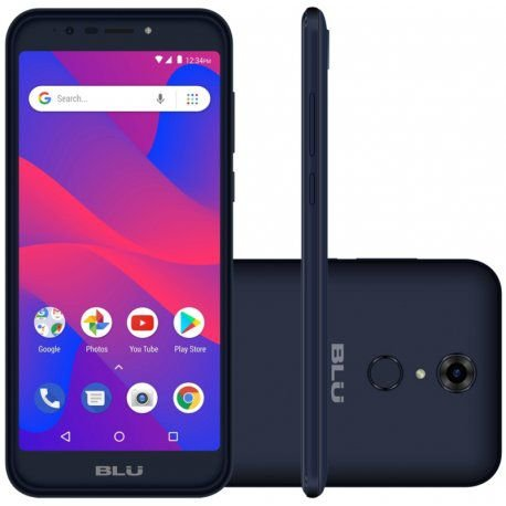 "Smartphone Blu Studio View XL Dual Sim 3G 5.7"" -Azul"