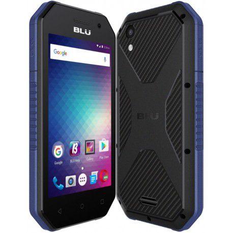 "Smartphone Blu Tank Xtreme T470L Dual Sim 4.0"" - Preto"
