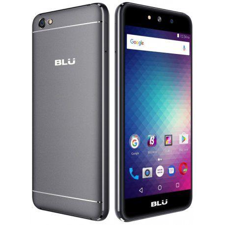 """Smartphone Blu Grand M Dual Sim 3G 5.0"""" 5MP/3.2MP- Cinza"""