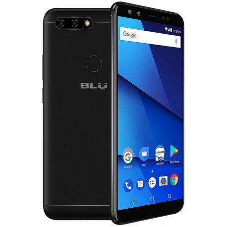 "Smartphone Blu V. X Dual Sim Lte 6.0"" HD 64GB/4GB -Preto"