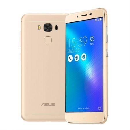 "Smartphone Asus Zenfone 3 Max Dual Sim 16GB de 5.5"" - Dourado"