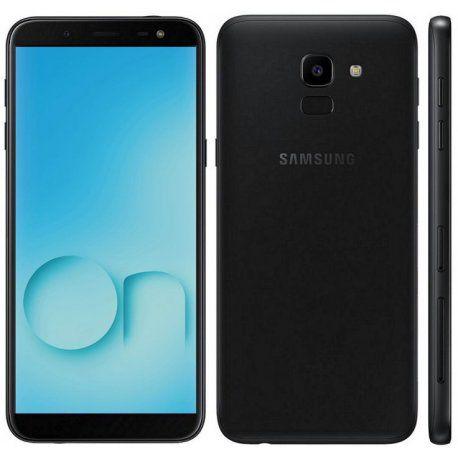 "Smartphone Samsung Galaxy ON6 4GB/64GB 5.6""- Preto"