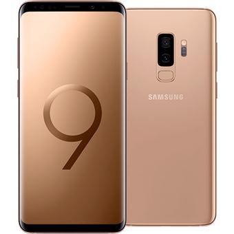 "Smartphone Samsung Galaxy S9+ 128GB Dual Sim 6.2""- Dourado"