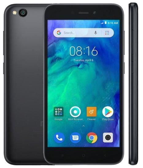 "Smartphone Xiaomi Redmi Go Dual Sim 16GB 5.0""  - Preto"