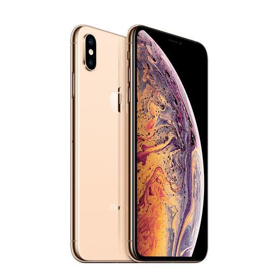 "Smartphone Apple iPhone XS Max 64GB Tela 6.5"" Dourado"