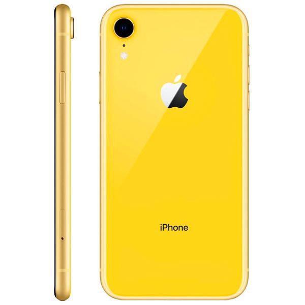 "Smartphone Apple iPhone XR 256GB Tela 6.1"" - Amarelo"