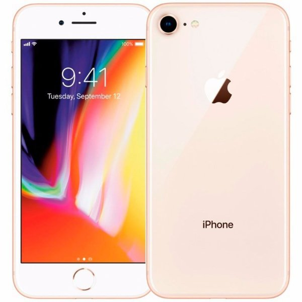"Smartphone Apple iPhone 8 64GB 4,7"" - Dourado"