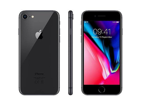 """Smartphone Apple iPhone 8 64GB 4,7"""" - Cinza Espacial"""