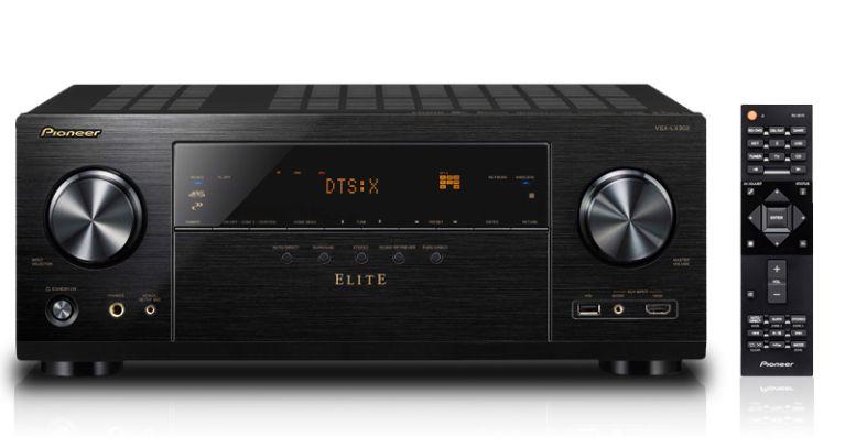 Receiver Pioneer VSX-LX302 Elite 7.2