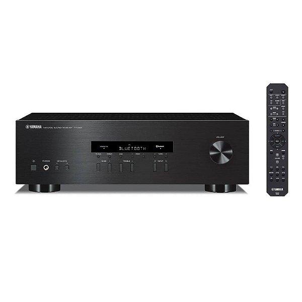 Receiver Yamaha R-S202 Stereo Bluetooth 180W Bivolt