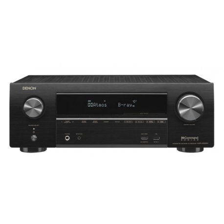Receiver Denon AVR-X2500H Wifi/Bluetooth 7.2CH 110V