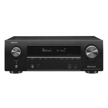 Receiver Denon AVR-X1500H Wifi/Bluetooth 4K/7.2CH 110V