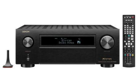 Receiver Denon AVR-X6500H 11.2CH/Wifi/BLTH