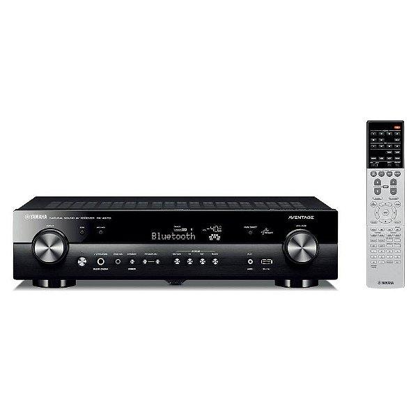 Receiver Yamaha RXA-S710 Slim 7.2 4K Ultra HD/Bluetooth/Wifi