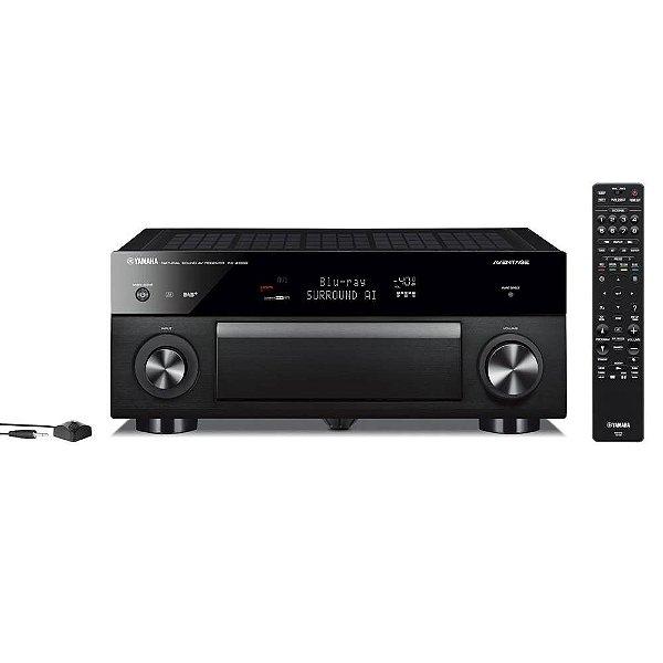 Receiver Yamaha RX-1080 7.2CH USB/HDMI/Wifi/Bluetooth Bivolt