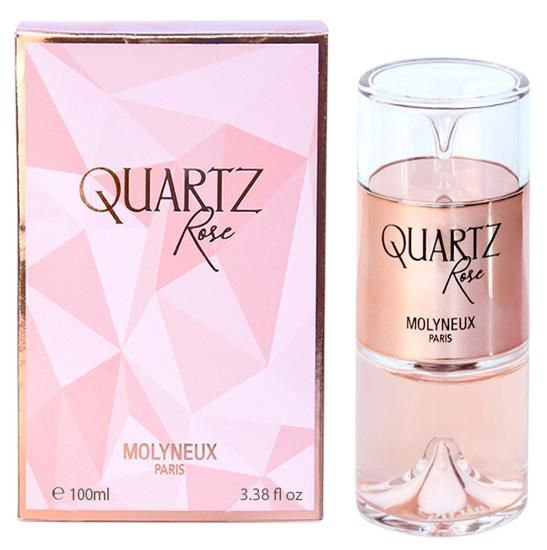 Perfume Molyneux Quartz Rose EDP F 100ML