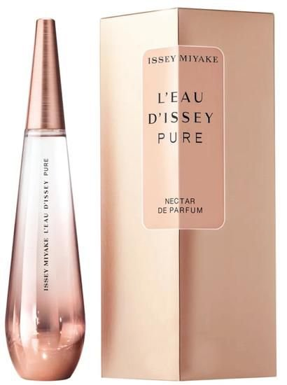 Perfume Issey Miyake LEau DIssey Pure Petale de Nectar EDT F 50ML
