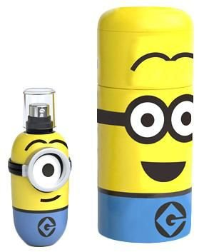 Perfume Air-Val Minions With Goggles EDT Infantil 50ml