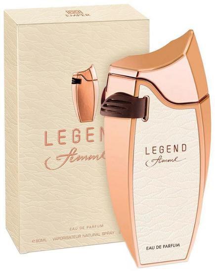 Perfume Emper Legend Femme EDP F 80ML