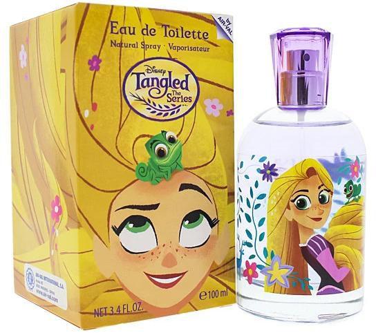 Perfume Disney Tangled Edt 100ML - Infantil