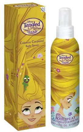 Perfume Disney Tangled Edc 200ML - Infantil