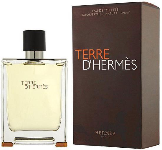 Perfume Hermes Terre D Hermes EDT 200ML