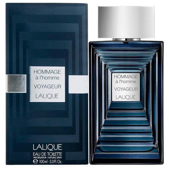 Perfume Lalique Hommage À L'Homme Voyageur EDT M 100ML
