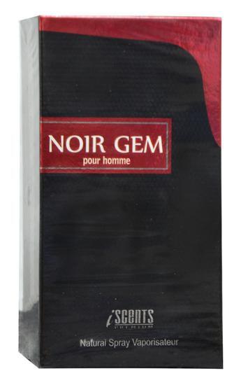 Perfume Iscents Noir Gem EDT M 100mL