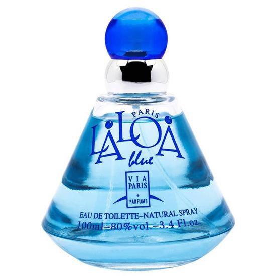 Perfume Via Paris Laloa Blue EDT F 100ML