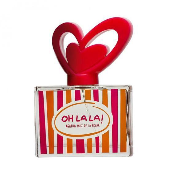 Perfume Agatha Ruiz de La Prada Oh La La! EDT F 50ML