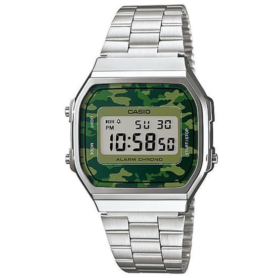 Relógio Casio A-168WEC-3DF - Unissex
