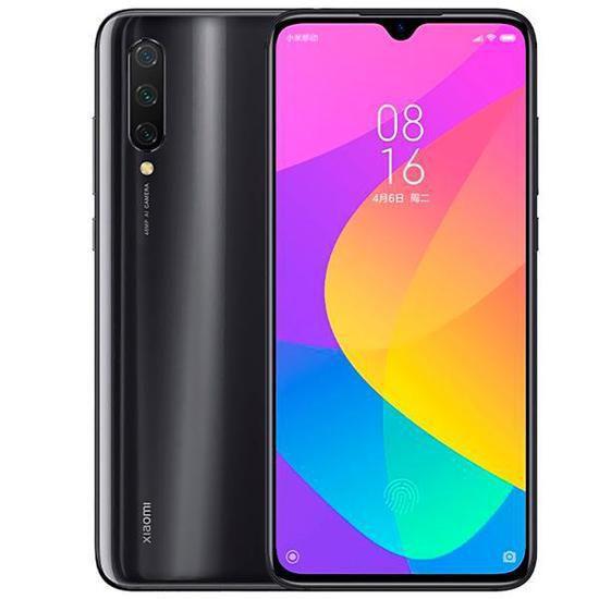 "Smartphone Xiaomi Mi A3 Dual SIM 64GB Tela de 6.01"" - Preto"