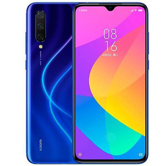 "Smartphone Xiaomi Mi A3 Dual SIM 64GB Tela de 6.01"" - Azul"