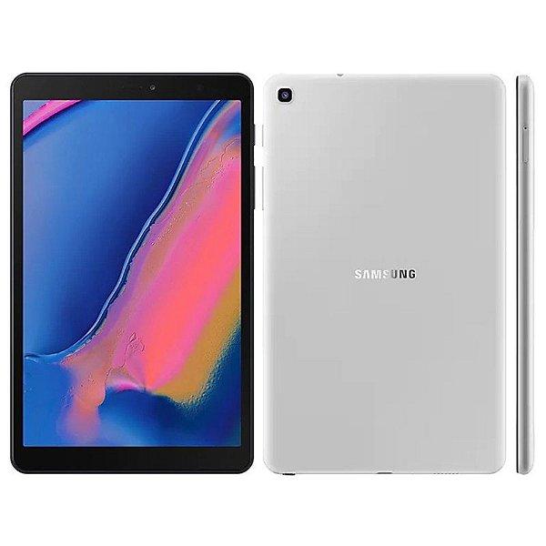 """Tablet Samsung Galaxy Tab A8+ SM-P200 Wifi 8.0"""" 32GB- Prata"""