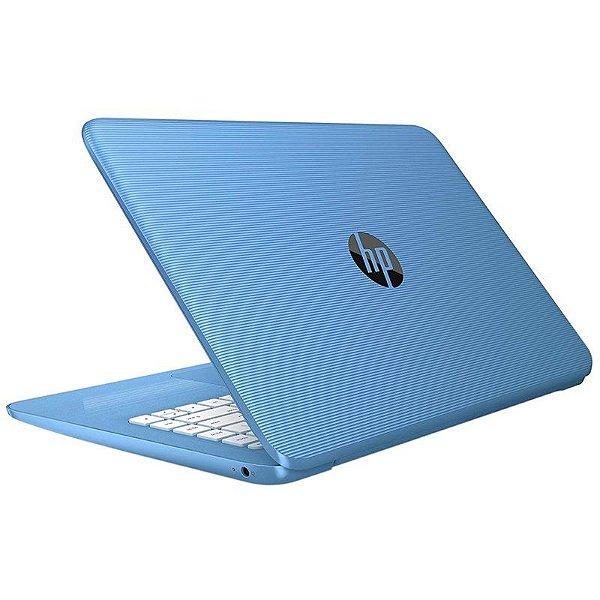 "Notebook HP 14-CB111WM Celeron 1.1GHZ/ 4GB/ 32GB/ 14.0"" Azul"