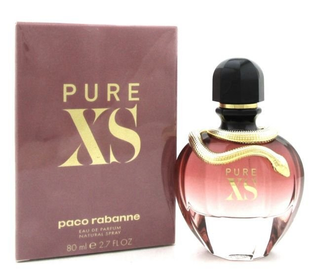 Perfume Paco Rabanne Pure XS EDP F 80ML