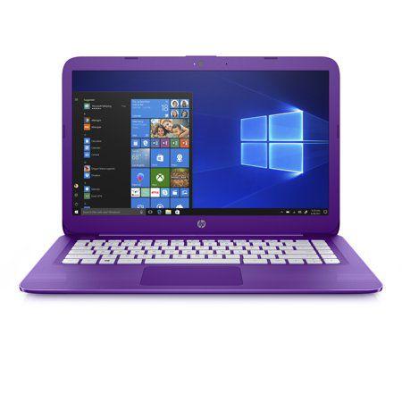 Notebook HP 14-CB013 CELERON-N3060 4G/32SSD/14P/W10 Roxo