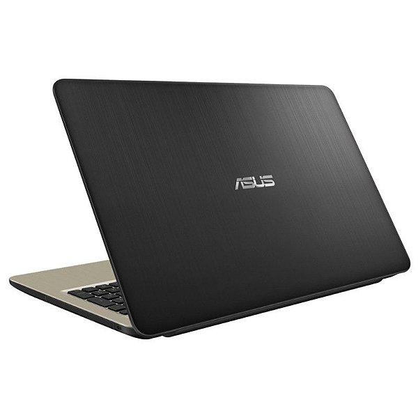 "Notebook Asus X540UA-DB31 i3 2.2GHZ/ 4GB/ 1TB/ 15.6"" Preto"