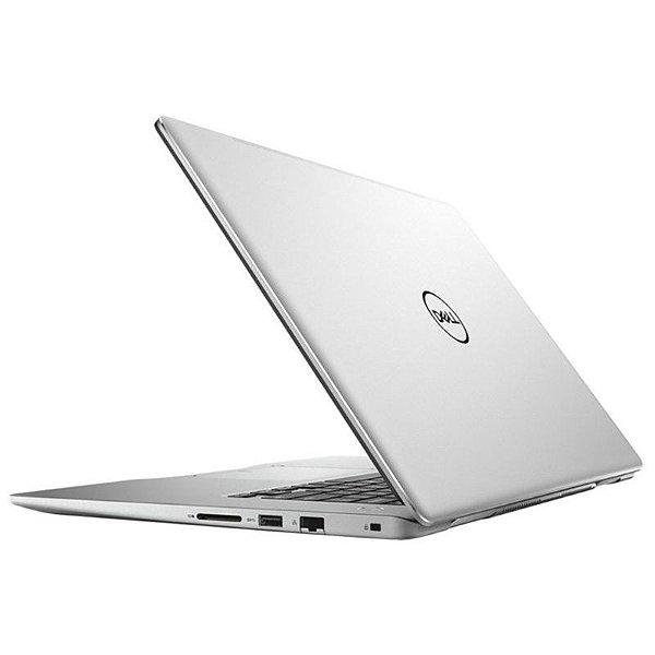 """Notebook Dell I7570-7224SLV i7 1.8GHZ/8GB/1TB+8GB/4GB 15.6"""" Cinza"""